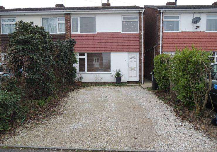 Semi Detached In Sought After Location