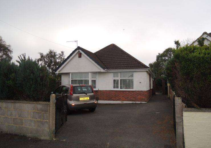 Two Bedroom Detached Bungalow Needing Some Love