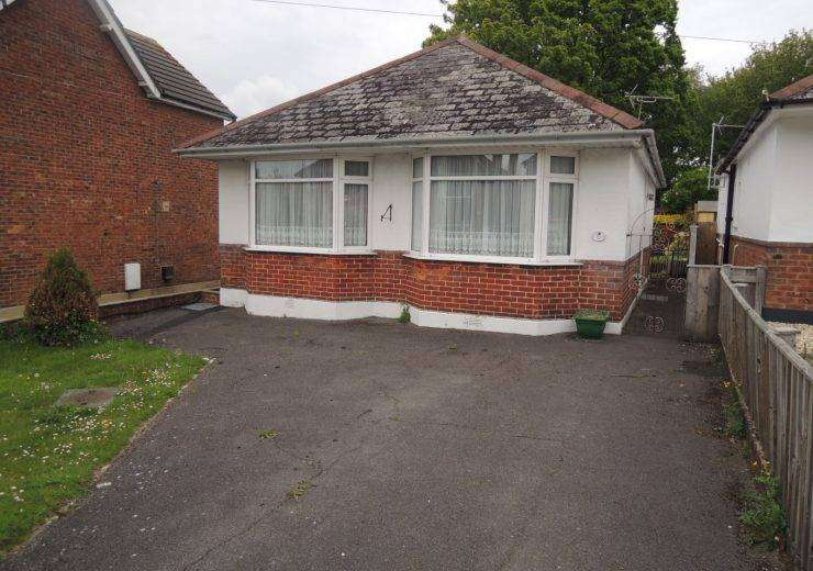 Well proportioned detached bungalow