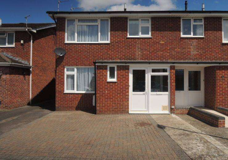 Fully refurbished three bedroom semi detached house