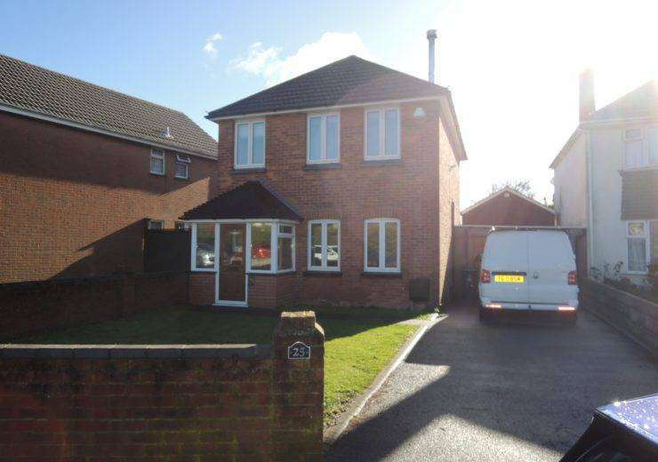 Three Double Bed Detached