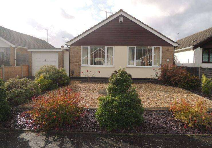 Detached two double bedroom bungalow
