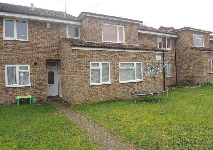 Ground Floor Flat with Own Entrance and Garden