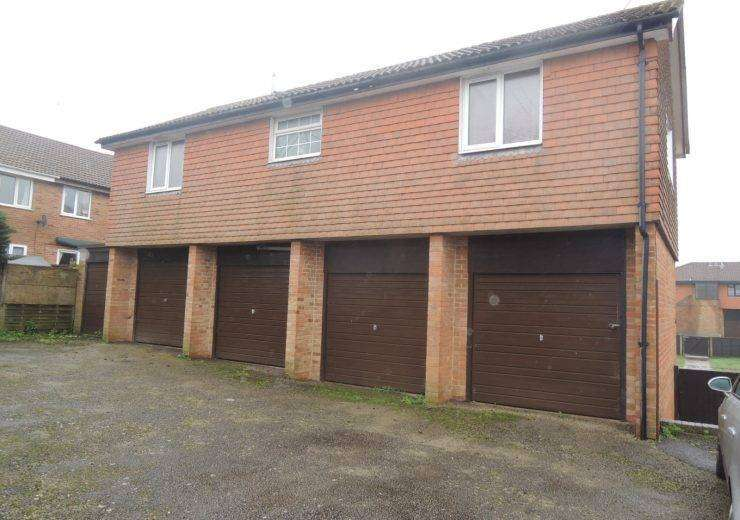 Large two double bedroom flat with own entrance and own garden