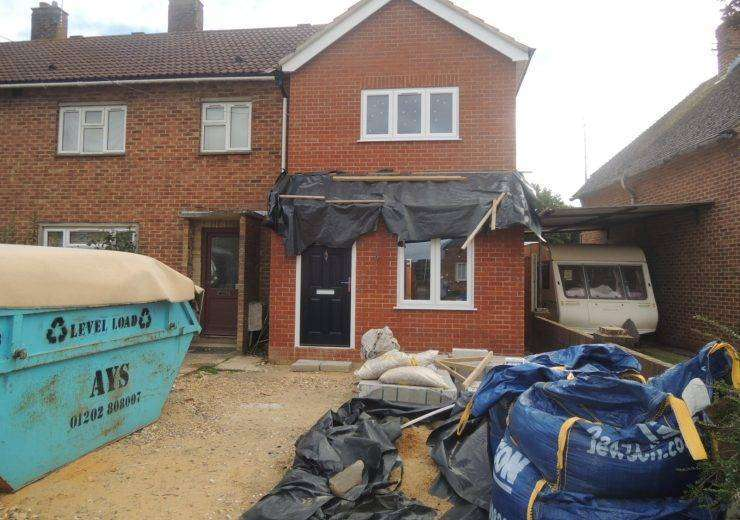 Brand new two semi detached in wimborne