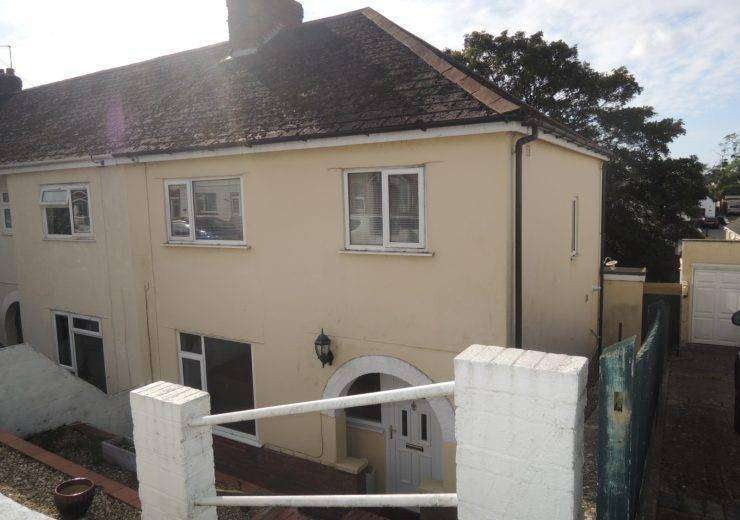 Three bedroom semi detached situated in a popular location