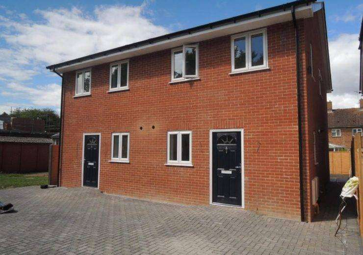 Brand new three bedroom detached house with 10 year guarantee