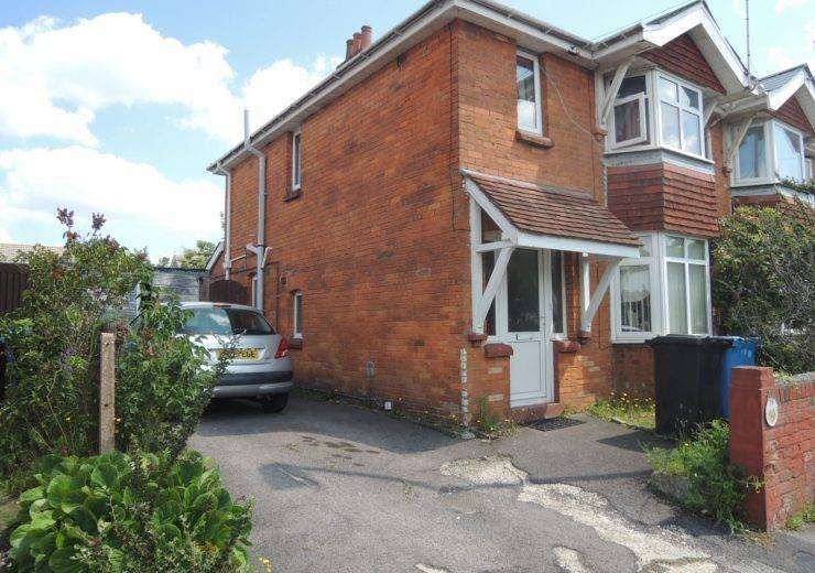 Three bedroom semi detached house benefitting from driveway and garage.