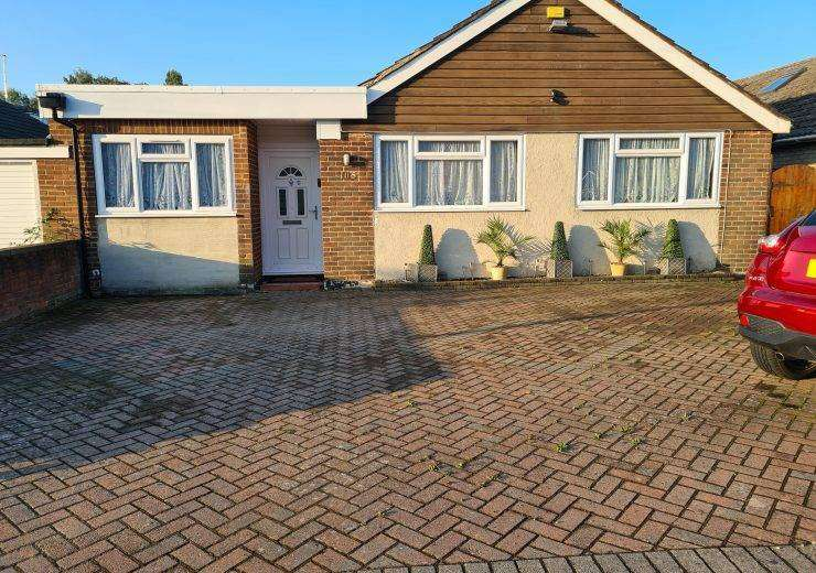 5 bedroom detached bungalow with potential to convert into 3 bedrooms plus a 1 bedroom annex